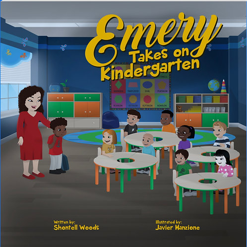 Emery Takes on Kindergarten
