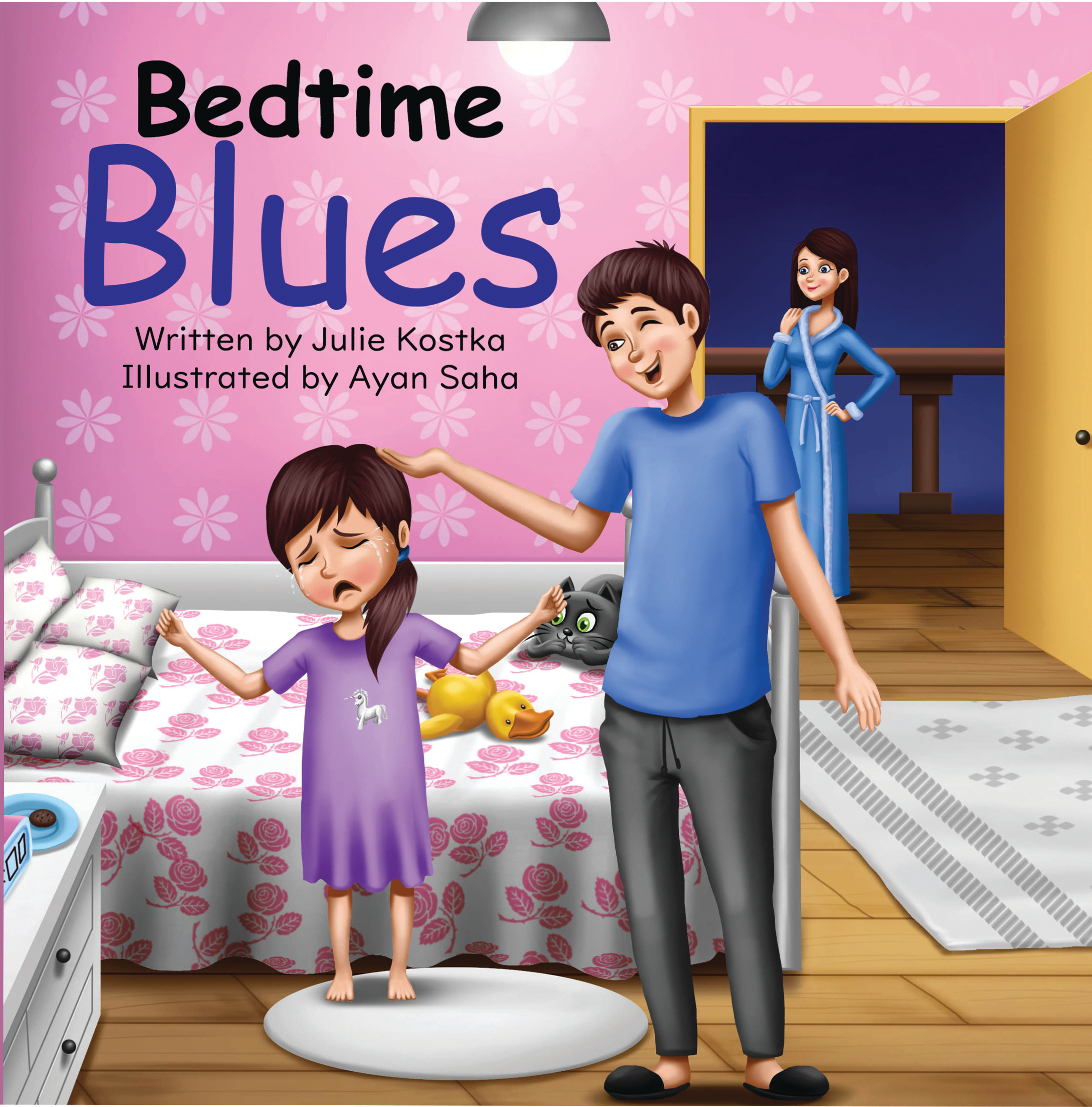 BedtimeBlues Front cover