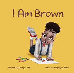 I am brown front cover