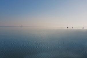 Plattensee Balaton Landschaftsbild