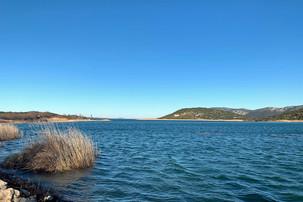 See im Naturschutzpark Kroatien
