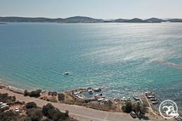 Kroatische Küste bei 40 Grad