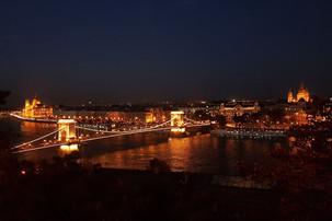 Traumhafte Aussicht in Budapest