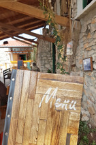 Speißekarte Restaurant Kroatien Kornaten