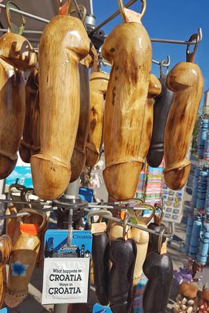 Penis Korkenzieher aus Holz