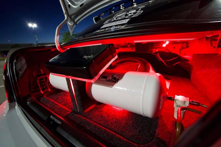 Custom led car lighting