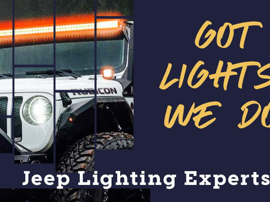 How LED headlights can improve your night time driving