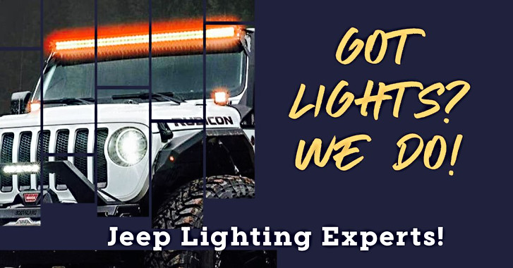 jeep truck lighting near me