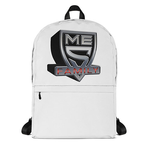 MES Family Backpack