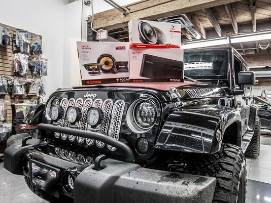 Reasons why you should shop for car audio parts from a car audio expert and not online.