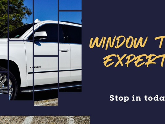 How window tint can help protect your loved ones in the vehicle