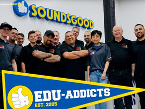 SoundsGood Auto is always learning.