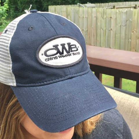 CWB Legacy hat faded black