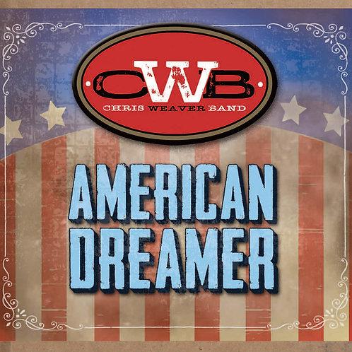 """American Dreamer"" CD"
