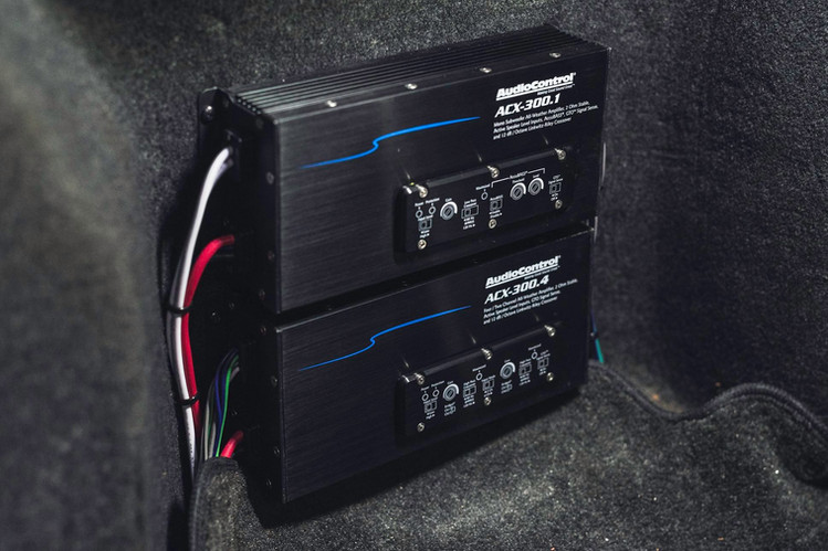 Audiocontrol amplifiers installed near me