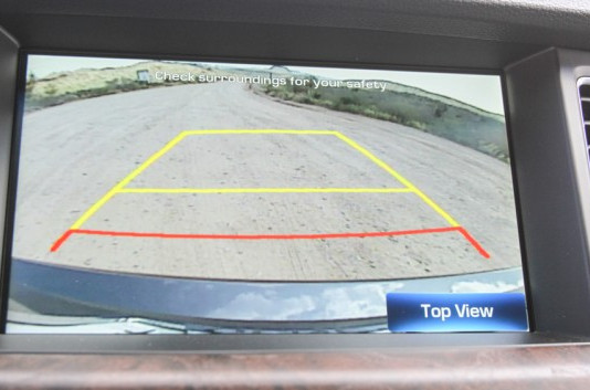 Be a safer driver with a rear-view (back up) camera
