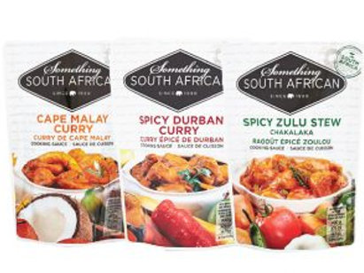 Something South Africa Cooking Sauces