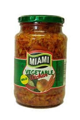 Miami Vegetable Atchar