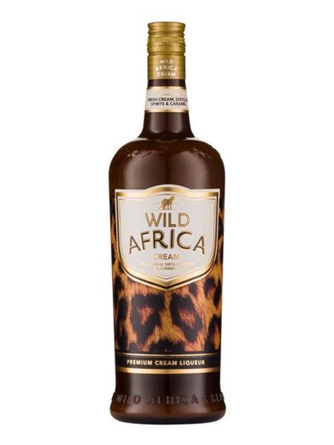 Wild Africa Cream Liquer
