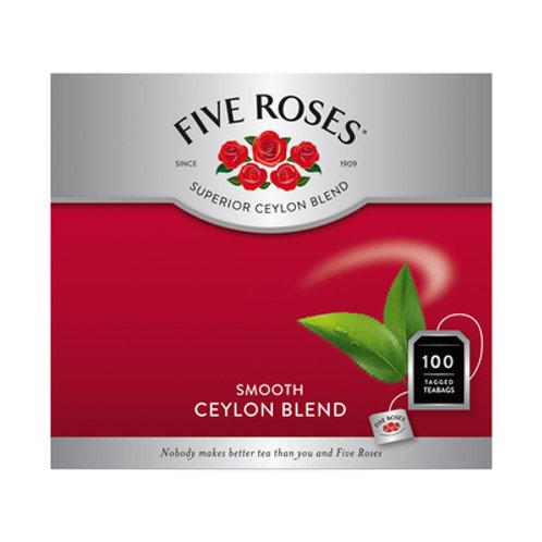 Five Roses Tea Bags