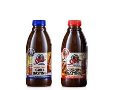 Spur Original & Spicy Grill Basting