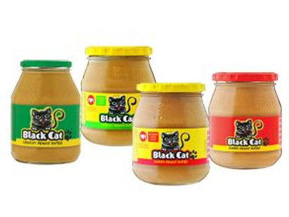 Black Cat Peanut Butter