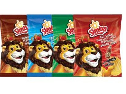 Simba Potato Chips