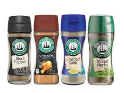 Robertson's Assorted Spices