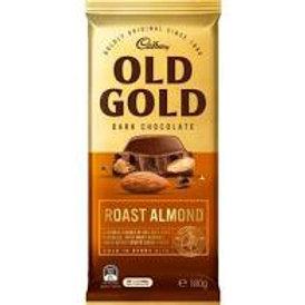 Cadbury Old Gold Roast Almond