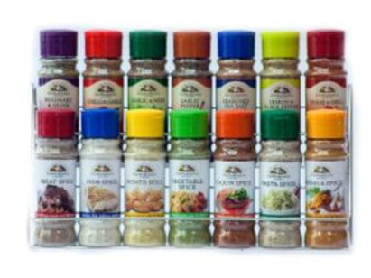 Ina Parman's Assorted Spices
