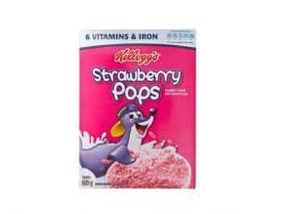 Kellogg's Strawberry Pops