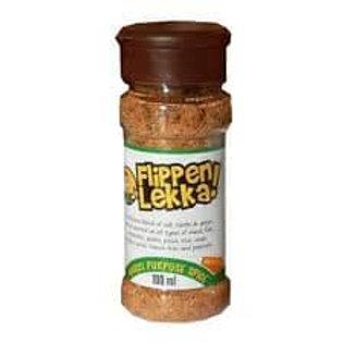 Flippen Lekka! Seasoning