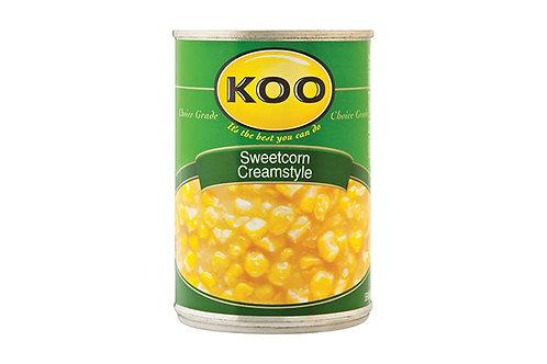 Koo Creamy Sweetcorn