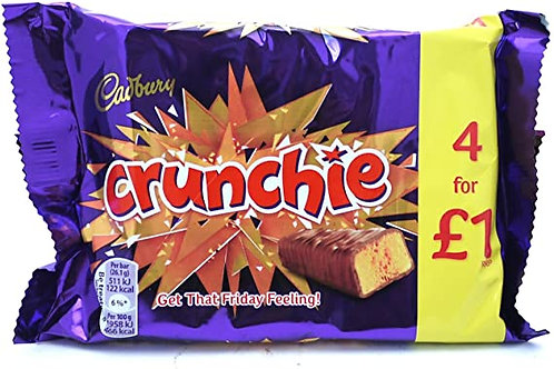 Crunchie 4 for 1