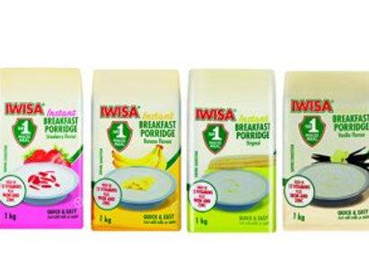 Iwisa Instant Breakfast Porridge