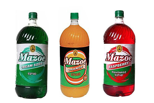 Mazoe Flavoured Syrup