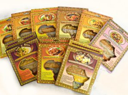 Taste of Africa Spices