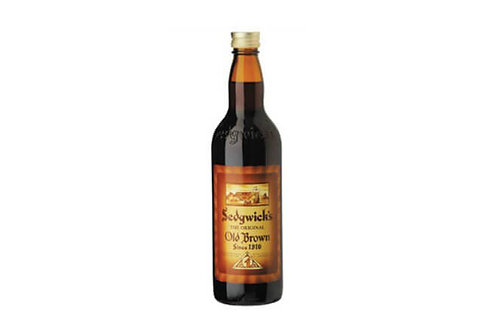 Sedgwick's Original  Old Brown