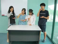 Drama Practicing