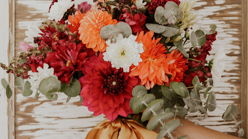 Delivery: Large Mixed Bouquet