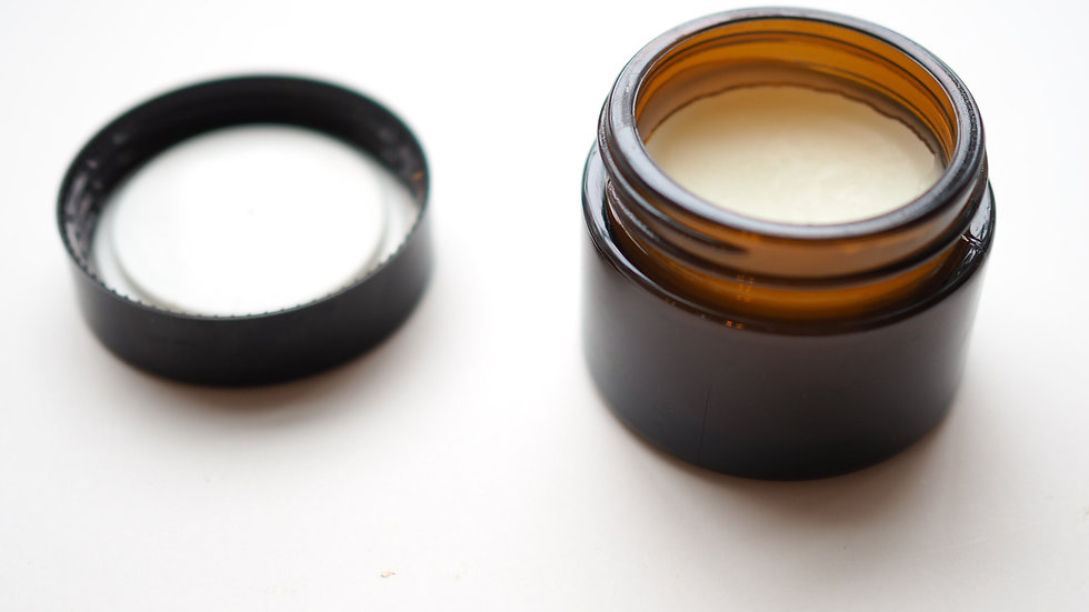 Beard Butter: Black Amber and Lavender