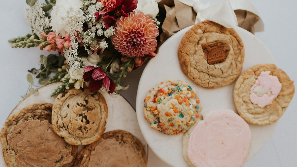 The Lovely: Cookie Bar Collaboration