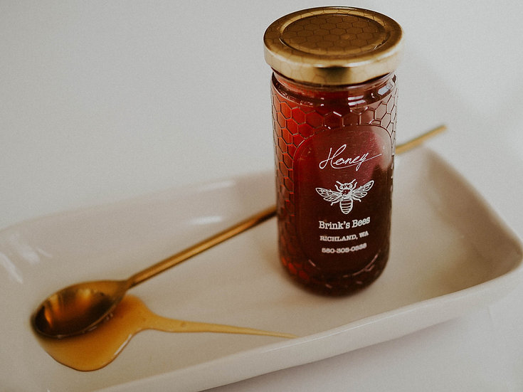 Blackberry Honey from Brink's Bees