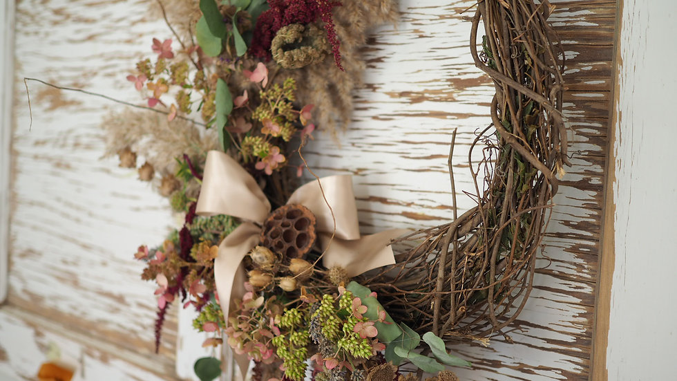 Fall Wreath: Extra Large
