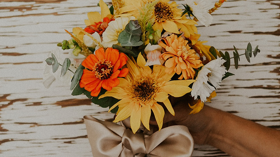 Delivery: Small Mixed Bouquet