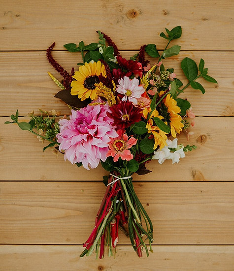 Farm Pick-up: Medium Bouquet