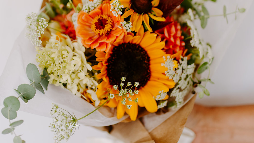 Delivery: Medium Mixed Bouquet