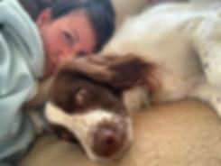 My boy 🐶🐾😍 #potter #homeboarding #dog