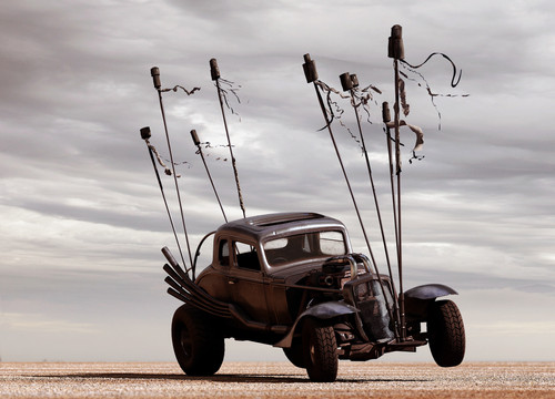 Nux's Car from Mad Max: Fury Road