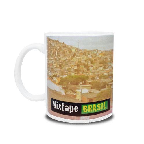 Caneca Panorama Mixtape Brasil